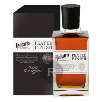 Relicario - Rhum hors d'âge - Peated Finish - 70cl - 40°