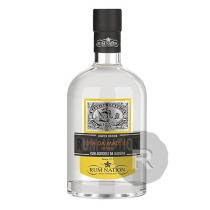 Rum Nation - Rhum blanc - Ilha Da Madeira - 70cl - 50°