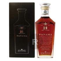 Rum Nation - Rhum hors d'âge - 21 ans - Panama - Carafe - 70cl - 40°