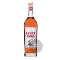 Santa Rosa - Rhum hors d'âge - 10 ans - Armagnac Cask - 70cl - 41,2°