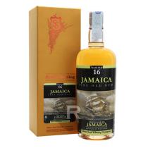 Silver Seal - Rhum hors d'âge - Jamaica - Long Pond - 16 ans - Millésime 2000 - 70cl - 51°