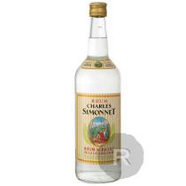 Simonnet - Rhum blanc - 1L - 50°