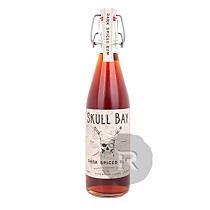 Skull Bay - Rhum épicé - Dark spiced rum - 50cl - 37,5°