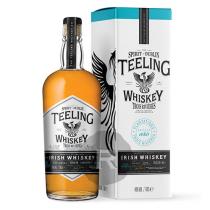 Teeling - Whiskey - Fût de rhum Trois Rivières - Small batch - Numérotée - 70cl - 46°