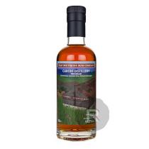 That Boutique-y Rum Company - Rhum hors d'âge - 20 ans - Caroni - 50cl - 54,7°