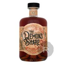 The Demon's Share - Rhum épicé - 6 ans d'âge - 70cl - 40°