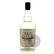 The Real McCoy - Rhum blanc - 3 ans - 70cl - 40°