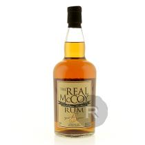The Real McCoy - Rhum très vieux - 5 ans - 70cl - 40°