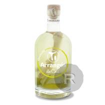 Les Rhums de Ced' - Ti'Arrangé - GwaMaRé - Citron Gingembre - 70cl - 32°