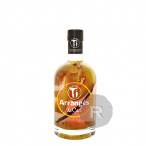 Les Rhums de Ced' - Ti'arrangés - Mangue Passion - Demi bouteille - 35cl - 32°