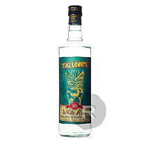 Tiki Lovers - Rhum blanc - White rum - 70cl - 50°