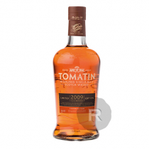 Tomatin - Whisky - Single malt - 10 ans - Caribbean rum finish - 2009 - Edition Limitée - 70cl - 46°