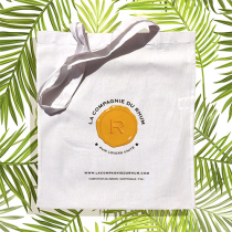 La Compagnie du Rhum - Tote Bag - Coloris Blanc