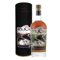Toucan - Rhum épicé - N° 4 - 70cl - 40°