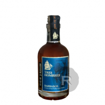 Tres Hombres - Rhum hors d'âge - Barbados - 12 ans - Edition 2018 - 20cl - 41°