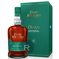 Trois Rivières - Rhum hors d'âge - Cuvée Oman - Edition numérotée /2500 ex - 70cl - 42°