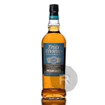 Trois Rivières - Rhum ambré - Finish Whisky Malt - 70cl - 40°