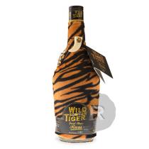 Wild Tiger - Rhum ambré - Special Reserve - 70cl - 40°