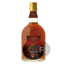 XM - Rhum hors d'âge - 7 ans - VXO - 70cl - 40°