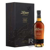 Zacapa - Rhum hors d'âge - Edicion Negra - Coffret 2 verres - 70cl - 43°