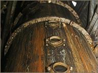 photo de la colonne à distiller montebello