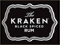 logo rhum Kraken