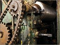 photo de moulin de broyage distillerie montebello