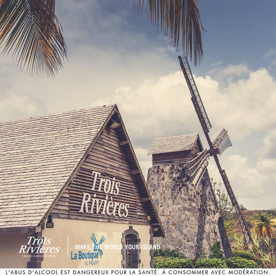 photo du moulin a vent trois rivieres