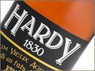 photo de bouteille de rhum vieux hardy