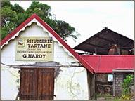 photo de la distillerie hardy tartane