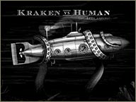 publicité de rhum Kraken