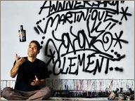 photo artiste street art jonone 125 ans clement