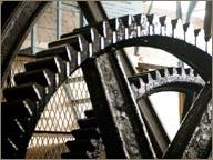 photos de roue du moulin trois rivieres