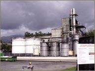 photo de la distillerie riviere du mat