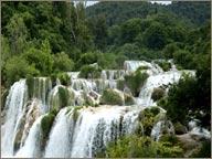 photo de cascade au venezuela