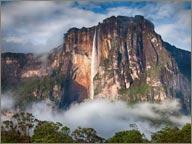 photo de paysage de montagne venezuela