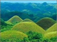 photo de relief montagneux Philippines