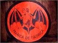 photo du logo de la marque bacardi