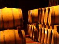 photo du chai de la distillerie chamarel