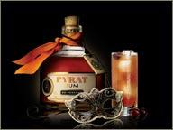 publicite pour le rhum Pyrat