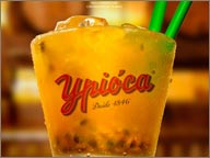 photo de cocktail cachaca Ypioca bresil