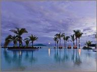 photo de la vue depuis hotel westin panama