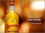 photod e bouteille de cachaca Ypioca Ouro